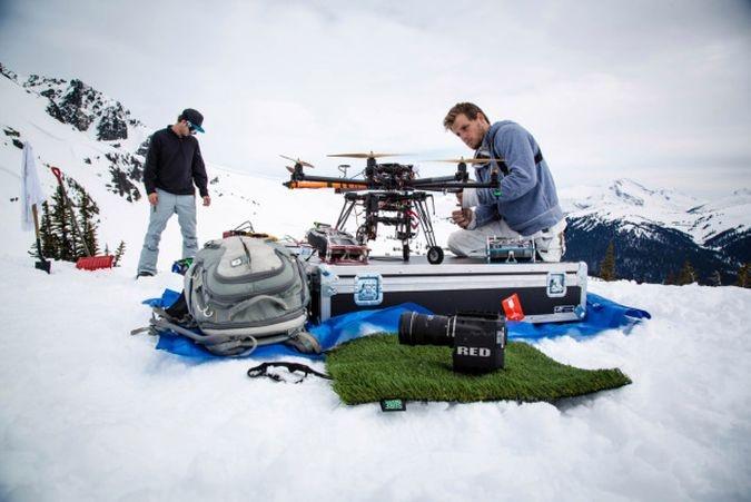 servicio integral drones