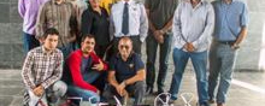 PRIMERA PROMOCIÓN DE PILOTOS DE DRONES / RPAs DE AEROMAX