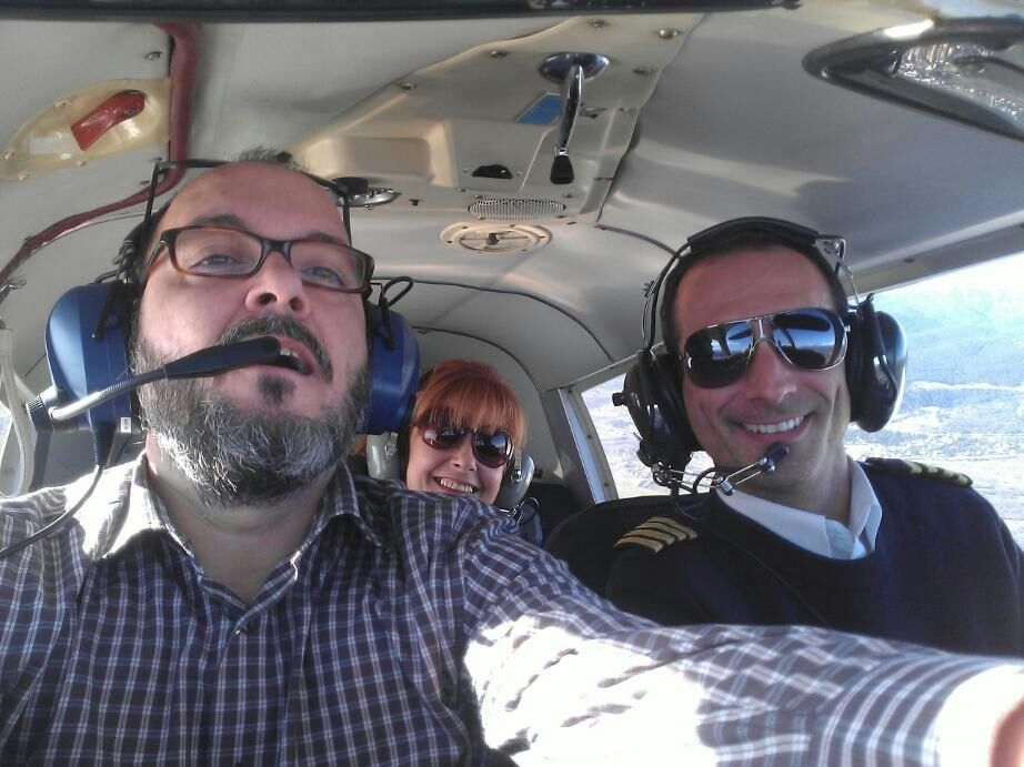 Piloto por un día CESSNA 172 P02