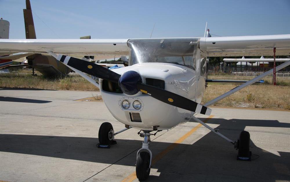 Piloto por un día en Cessna